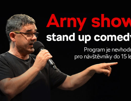 ARNY SHOW standup comedy